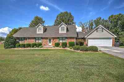 Talbott Single Family Home For Sale: 848 Shaver Drive