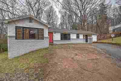 Single Family Home For Sale: 365 Rocky Hill Drive