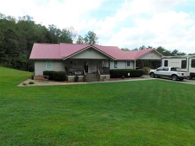 Jefferson County Single Family Home For Sale: 875 Deep Springs Cemetery Rd