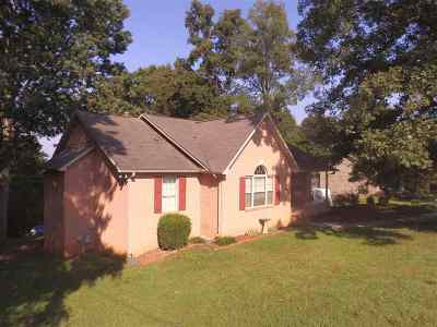 Morristown Single Family Home For Sale: 3750 Dan Drive