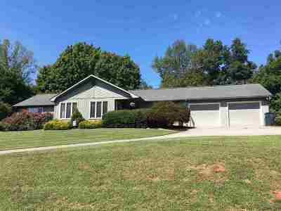 Morristown Single Family Home For Sale: 1318 Bonneville Drive