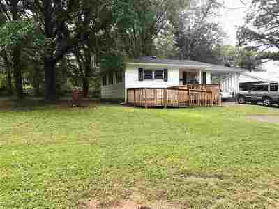 Cocke County Single Family Home For Sale: 1499 E Highway 25 70