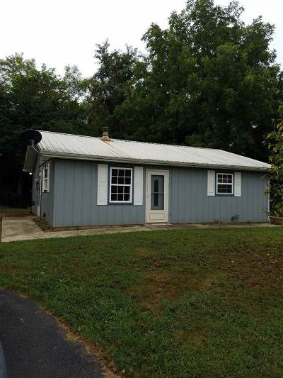 Grainger County Single Family Home For Sale: 1795 Rocky Springs Rd