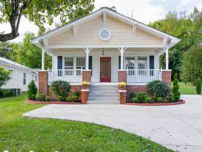 Newport Single Family Home For Sale: 584 North Street