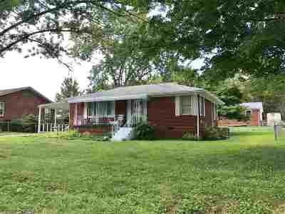Morristown Single Family Home For Sale: 710 Cleveland Ave