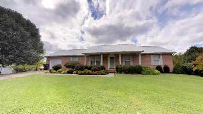 Morristown Single Family Home For Sale: 3250 Robinson Creek Road