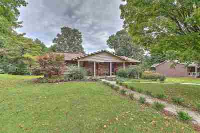 Morristown Single Family Home For Sale: 6160 Wintergreen Road