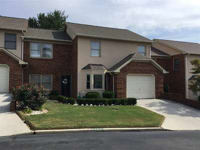 Hamblen County Condo/Townhouse For Sale: 2250 Cambridge Drive