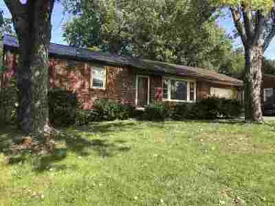 Morristown Single Family Home For Sale: 321 Highland Drive