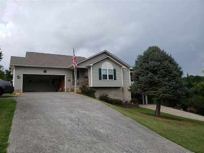 Jefferson County Single Family Home Temporary Active: 411 Little Cove Drive