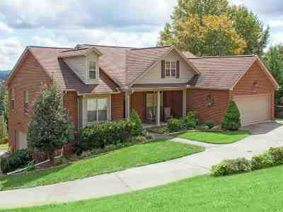 Morristown Single Family Home For Sale: 1627 Cordell Hull Drive
