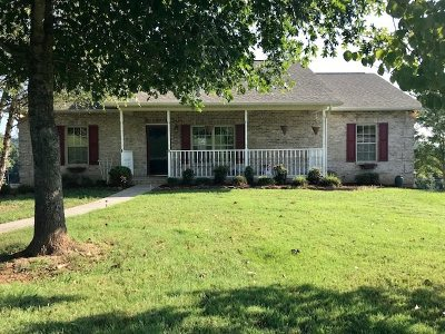 Russellville Single Family Home For Sale: 1918 Creekside Cr.