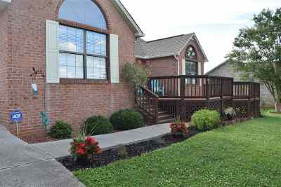Morristown Single Family Home For Sale: 2787 Scenic Lake Circle