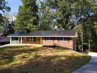 Hamblen County Single Family Home For Sale: 1220 Wooddale Road
