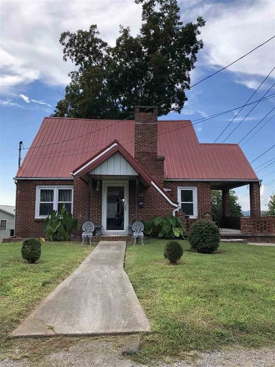 Newport Single Family Home For Sale: 301 White Oak Avenue
