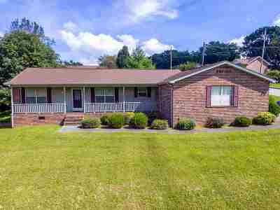 Morristown Single Family Home For Sale: 6281 Golden Dr