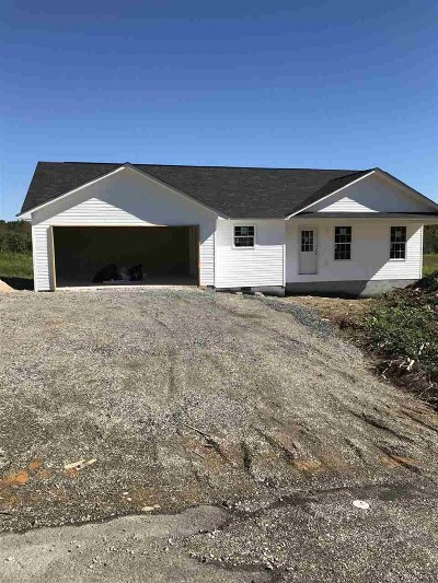 White Pine TN Single Family Home For Sale: $139,900