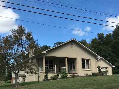 Hamblen County Single Family Home For Sale: 1836 Country Club Drive