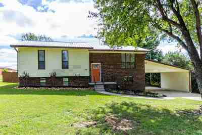 Morristown Single Family Home For Sale: 720 Noes Chapel Rd