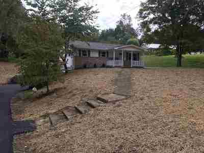 Morristown Single Family Home For Sale: 2949 Clearview Road