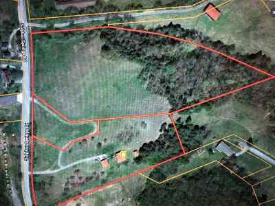 Morristown Residential Lots & Land For Sale: 1497 Sulphur Springs