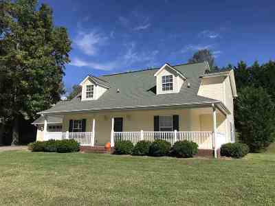 Morristown Single Family Home Temporary Active: 4097 White Wood Circle