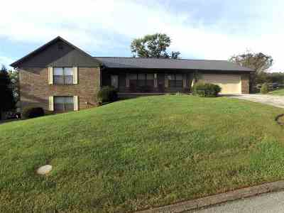 Morristown Single Family Home For Sale: 1225 Appalachian Trace