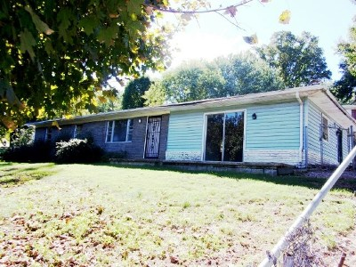 Hamblen County Single Family Home For Sale: 1231 Overlook Drive