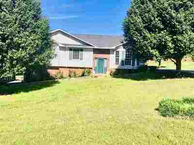 Single Family Home For Sale: 294 Stewart Hills Dr