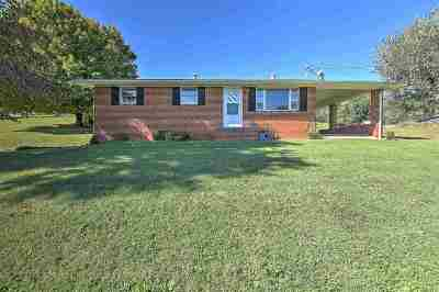 Single Family Home For Sale: 5390 Old Stage Road