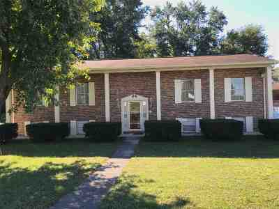 Morristown Single Family Home For Sale: 4318 Brockland Drive