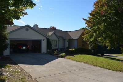 Morristown TN Single Family Home For Sale: $289,900
