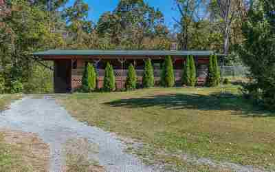 Dandridge Single Family Home For Sale: 1544 Deep Springs Road