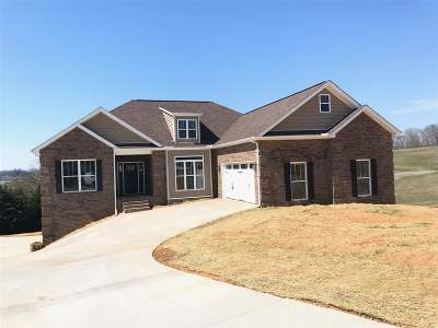 Morristown Single Family Home For Sale: 4196 Harbor View Drive