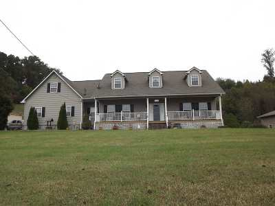 Grainger County Single Family Home For Sale: 4550 Lakeshore Dr.