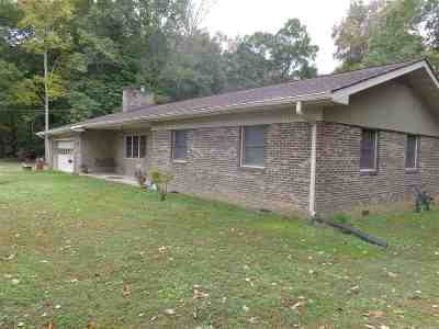 Newport Single Family Home For Sale: 829 Nolichucky Circle