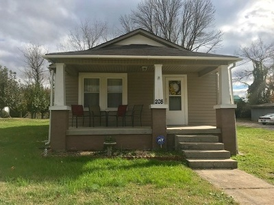 Morristown Single Family Home For Sale: 208 Montrose Ave.