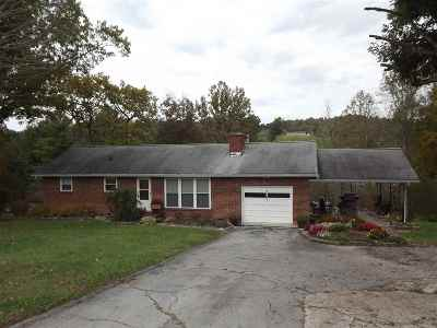 Bean Station, Thorn Hill, Rutledge, Washburn, Blaine Single Family Home For Sale: 9100 Hwy 131