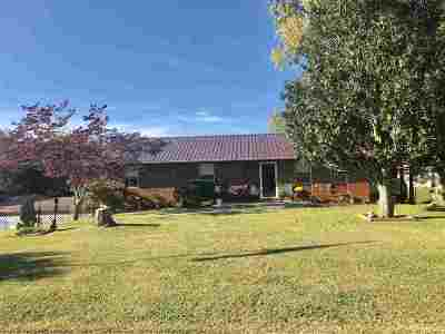 Russellville TN Single Family Home For Sale: $129,900
