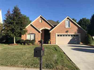 Hamblen County Single Family Home For Sale: 2434 Rosemeade Drive