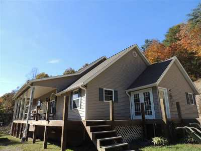 Hancock County Single Family Home For Sale: 7900 Snake Hollow Road
