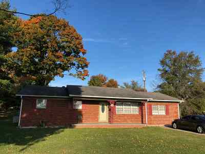 Morristown Single Family Home For Sale: 3725 Emerald Ave.