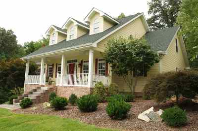 White Pine Single Family Home For Sale: 444 Buckhead Tr