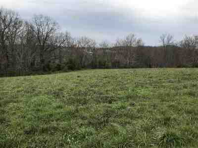 Claiborne County, Cocke County, Grainger County, Greene County, Hamblen County, Hancock County, Hawkins County, Jefferson County Residential Lots & Land For Sale: 12.1 acres Jackson Road