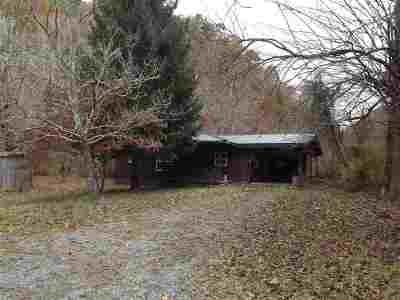 Single Family Home For Sale: 177 Miller Hollow Rd