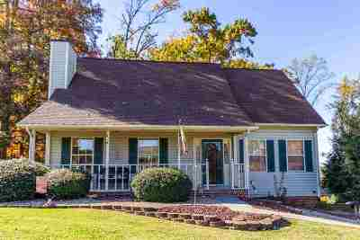 Morristown TN Single Family Home For Sale: $189,900