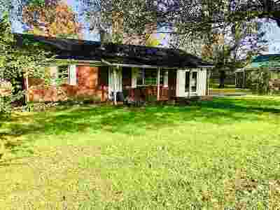 Newport Single Family Home For Sale: 176 Clevenger Cut Off Rd
