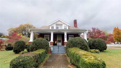 Morristown Single Family Home For Sale: 325 E 3rd North Street