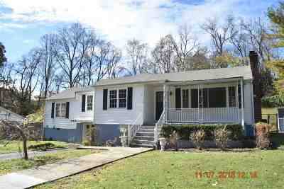 Single Family Home For Sale: 132 Sycamore