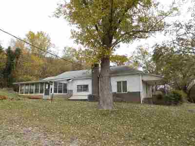 Jefferson City Single Family Home For Sale: 112 W Dumplin Valley Rd